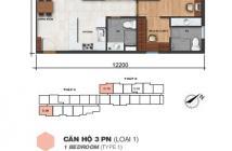 Bán căn hộ 03 PN D18.10  JAMILA- Khang Điền  2,82 tỷ LH 090 2528378