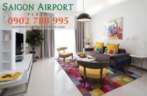 Chính chủ kẹt tiền cần bán gấp CH 2PN Sài Gòn Airport Plaza, giá 4,1 tỷ, tặng NT. LH 0902788995