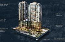 Cần bán gấp căn hộ 63m2 - 2PN, nội thất hoàn thiện. Mặt tiền đường Nguyễn Thị Thập - Quận 7. Giá 2,4 tỷ - Ngân hàng cho vay 70%