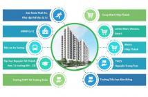 Chỉ 1 tỷ có căn hộ ngay trung tâm hành chính quận 12, LH ngay 0938677909
