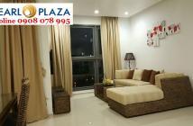 CH góc 3PN - 123m2 tại Pearl Plaza cần bán tầng cao, có HĐ thuê giá cao. Hotline CĐT 0908 078 995