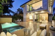 Cho thuê Gấp biệt thự đơn lập- Có hồ bơi riêng LH 0918889565 ( EM HOA )