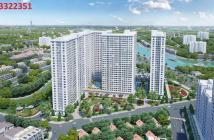 Thanh lý gấp 3 căn hộ Diamond View mặt tiền Võ Văn Kiệt, giá chỉ 1.43tỷ/căn 73m2 đã bao gồm VAT