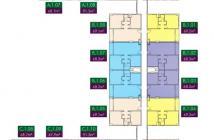 Cần chuyển nhượng căn hộ PARCSpring 2PN tầng cao view đẹp full nội thất, giá 1,9 tỷ