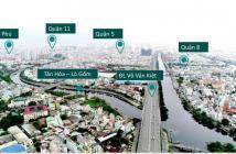 Căn hộ nằm ngay KDC Bình Phú, MT Q6, loại hình đầu tư đa dạng: CH, Shophouse, Officetell.