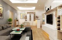 Cho thuê căn hộ Orential Plaza, DT 110m2 , 3PN, 2WC, NT đầy đủ, giá 16tr/tháng