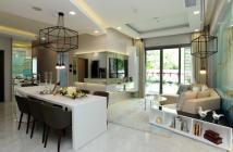 Cho thuê căn hộ Harmona, DT 75m2, 2PN, 2WC, Đầy đủ nội thất, giá 12tr/tháng