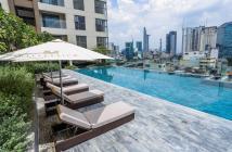 Bán lại căn hộ Millennium, 77m2, giá 4850 tỷ, view hồ bơi