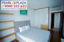 Sở hữu ngay CH 1PN Pearl Plaza, view đẹp, NT cao cấp giá chỉ 3,250 tỷ - Hotline CĐT 0909 255 622