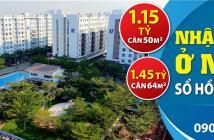 Chỉ từ 1,1 tỷ sở hữu ngay căn hộ EHome 3 gần Võ Văn Kiệt, diện tích 50m2, 64m2. LH: 0868.082.088