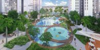 Bán Jamila Khang Điền chỉ 1,5 tỷ căn 2PN, 47m2, hướng tây bắc, view hồ bơi cực đẹp LH 0938658818