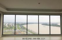 Bán căn hộ 3 phòng ngủ, view sông Sài Gòn - Q.7, hướng đông nam, 119 m2, lầu 17, giá bán 7.15 tỷ