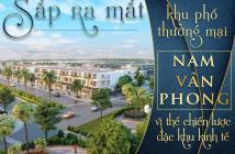 Khu phố thương mại Nam Vân Phong - Đặc khu kinh tế Nha Trang