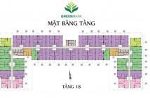 Sắp mở bán căn hộ 2PN - 49m2 chỉ 20 triệu/m2 siêu dự án Green Mark - MT Lê Thị Riêng Q12, SL có hạn