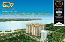 Cơ hội vàng mua hàng chính chủ đầu tư, Q7 Saigon Riverside mở bán đợt cuối, giá chỉ 1,5 tỷ/căn