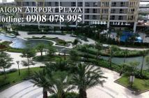 Cần bán gấp CHCC 2PN, giá chỉ 4 tỷ, nội thất cao cấp tại Sài Gòn Airport Plaza, 0908 078 995