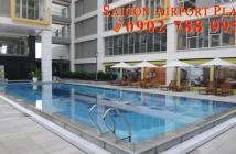 PKD Sài Gòn Airport Plaza, bán gấp CH 2PN, 3.9 tỷ, CH 3PN, 5 tỷ, hotline 0902 788 995