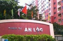 Bán căn hộ chung cư An Lộc, Lô B,  65m2, 2 phòng ngủ. Giá 1.75 tỷ