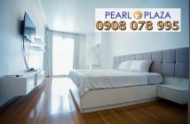 Bán CH 2PN Pearl Plaza gần Tân Cảng, tầng cao, view đẹp, giá tốt - Hotline CĐT 0908 078 995