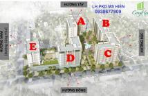 3 suất ưu tiên tầng 7 dự án Cộng Hoà Garden q. tân bình 2PN/72m chỉ 2,59 tỷ đã vat ck 18,5 triệu Lh 0938677909