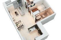 Thanh toán 30 % nhận nhà ở ngay _ trả góp 2 năm ko lãi suất tại ngay căn hộ The Park Residence mở bán đợt cuối