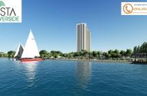 Bán căn hộ trả góp 777 triệu/ căn,bao gồm nội thất,  sổ hồng riêng vĩnh viễn, ngay cầu phú long. 0906359269