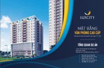 Bán mặt bằng văn phòng Luxcity Office trung tâm Q7 liền kề Phú Mỹ Hưng