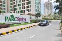 Bán tầng trệt căn hộ thương mại Shophouse Parcspring Q2, dt:131m2, trong ở, mặt ngoaì Kinh doanh, sổ. Giá 7 tỷ/có TL. Lh 091886030...