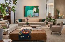 Xuất cảnh bán gấp căn hộ Mỹ Cảnh dt 114m2 có 3 pn 2 wc, tặng lại toàn bộ nội thất, giá rẻ , có sổ hồng