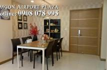 CĐT SSG - bán CH 1PN chỉ với giá 3 tỷ, tầng trung, view sân bay tại Saigon Airport Plaza. Hotline 0908 078 995