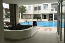 Bán căn hộ Cảnh Viên 3, lầu 2 nhìn công viên, hồ bơi diện tích 116m2, 3PN nhà đẹp