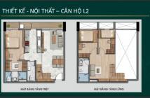 Căn hộ có lửng duy nhất tại Tân Bình, La Cosmo Residence. 45tr/m2, sở hữu lâu dài, vĩnh viễn. LH 0935 799 397