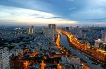 Cần bán căn hộ cao cấp River Gate, 2PN, full NT, 74m2, với giá 4.3tỷ