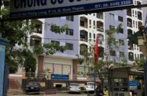 Chủ định cư Úc bán CC Cửu Long, 85m2, 2PN, 2WC, ban công rộng, NTCB đẹp, giá chốt 2.59 tỷ