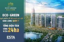Hot! Cơ hội đầu tư thanh khoản cao với Eco Green ngay cầu Tân Thuận 2