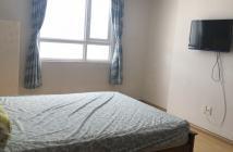 Cần cho thuê gấp căn hộ Him Lam 6A, KDC Trung Sơn, Bình Hưng, BC, lầu cao, căn góc, DT 60m2, 2PN, nội thất đầy đủ, giá 8tr/th.