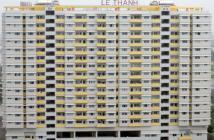 Cần bán gấp căn hộ Lê Thành đường An Dương Vương, DT 68m2, 2 phòng ngủ, sổ hồng, giá bán 1.2 tỷ