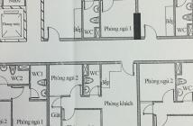 Bán căn hộ chung cư Topaz Home Q12, 2PN, DT 43m2