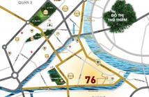 Những CH cuối cùng view sông Quận 1 với chiết khấu cao, Charmington Iris, chỉ 3.2 tỷ/căn 2PN, 2WC