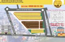 Bán lại đất nền KDC Tân Phú Trung, giá gốc, TT 80% nhận nền ngay.LH: 0909.80.91.96