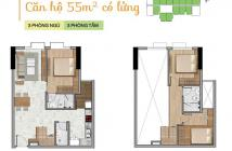 Bán căn hộ La3: 55m2 + lửng, giá 2.15 tỷ. LH 0903824249 Vân