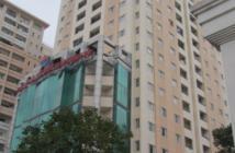 Cần cho thuê gấp căn hộ Khánh Hội 2, Dt 58m2, 1 phòng ngủ, trang bị nội thất đầy đủ, nhà rộng thoáng mát, giá thuê 9.5tr/th .