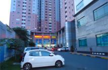 Cần cho thuê gấp căn hộ  Central Garden, Dt 90m2, 2 phòng ngủ,nhà rộng thoáng mát, trang bị nội thất đầy đủ, giá thuê 15tr/th.