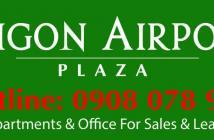 PKD SSG Group_bán gấp CH 2PN  Saigon Airport Plaza,  giá chỉ 3.98 tỷ, NT cao cấp. Hotline 0908 078 995