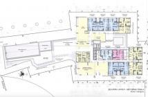 Bán căn hộ Acsent Plaza, Bình Thạnh, hồ bơi tầng nước ấm tràn bờ, 3 tầng TTTM, căn 2PN