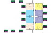 Hot! Cần bán căn 2pn Parcspring full nội thất giá 1,95 tỷ giá tốt nhất thị trường Lh 0938658818