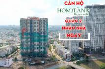 Bán căn hộ Homyland Riverside, 3pn, 107m2, căn góc, view sông, sắp nhận nhà, giá hấp dẫn