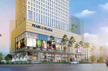 Chính chủ kẹt tiền cần bán căn họ Pearl Plaza, 2PN, view sông chính diện giá chỉ 4,5 tỷ, 0966562797