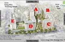 Căn hộ MT đường Cộng Hòa - Liền kề sân bay - Trung tâm quận Tân Bình chỉ 2.7 tỷ/căn 72m2 (vat)