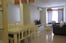 Cần bán căn hộ Tản Đà Quận 5, DT 77m2 2PN, 2WC, nhà đã decor lại, lầu cao thoáng mát, nhà đẹp